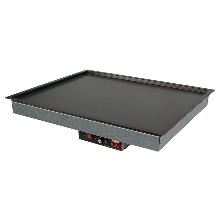 Hatco GRSB-48-I heated shelf food warmer