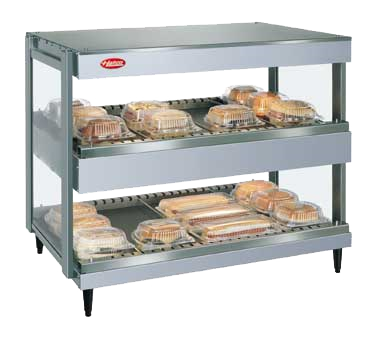 Hatco GRSDH-41D display merchandiser, heated, for multi-product