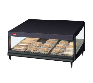 Hatco GRSDS-52 display merchandiser, heated, for multi-product