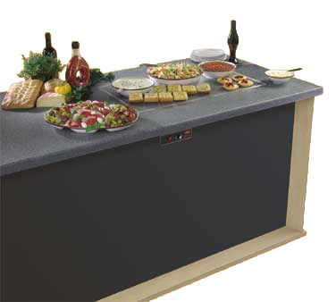Hatco GRSSB-3618 heated shelf food warmer