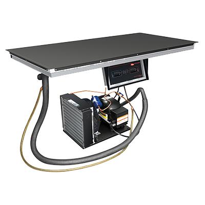 Hatco HCSBF-36-S hot / cold shelf