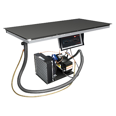 Hatco HCSBF-48-S hot / cold shelf