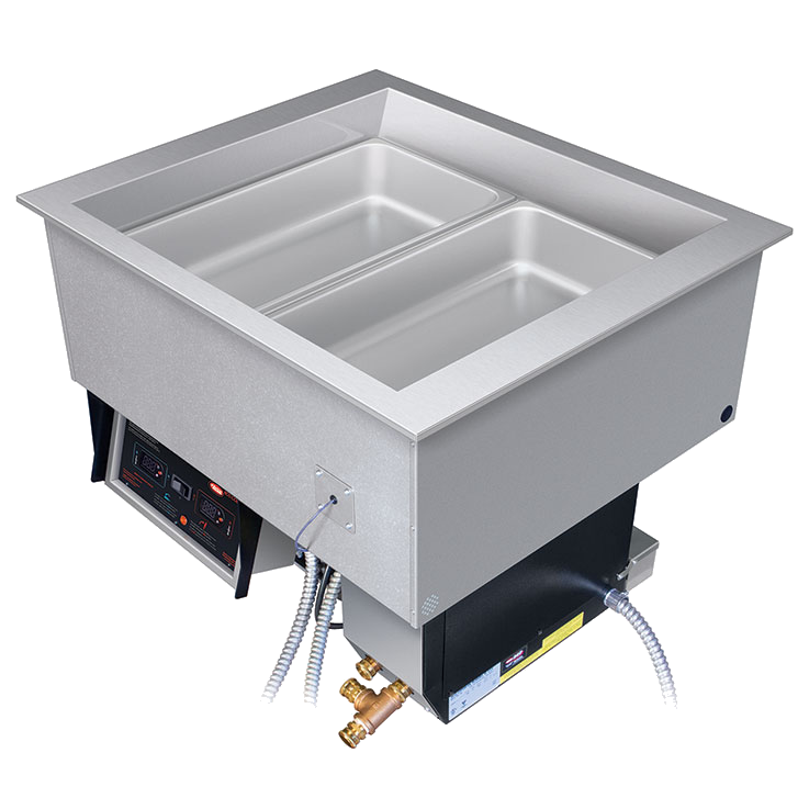 Hatco HCWBI-4DA hot / cold food well unit, drop-in, electric