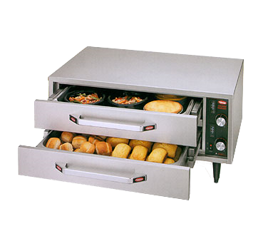 Hatco HDW-1R2 warming drawer, free standing