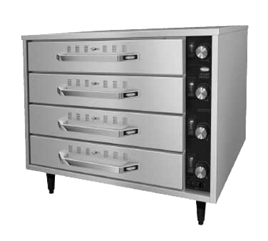 Hatco HDW-2R2 drawer warmers
