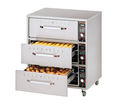 Hatco HDW-3 warming drawer, free standing