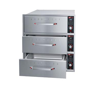 Hatco HDW-3BN warming drawer, built-in