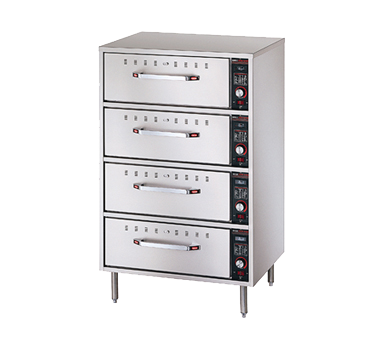 Hatco HDW-4 drawer warmers