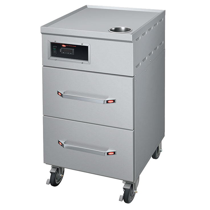 Hatco HRDW-2U-1 drawer warmers
