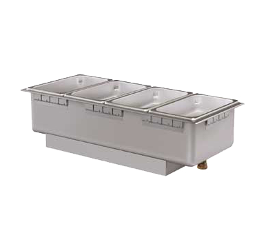 Hatco HWBRT-43 hot food well unit, drop-in, electric