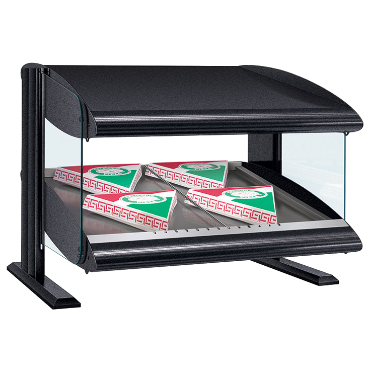 Hatco HXMS-36 display merchandiser, heated, for multi-product