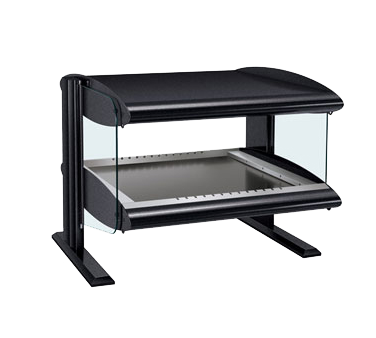 Hatco HZMH-48 display merchandiser, heated, for multi-product