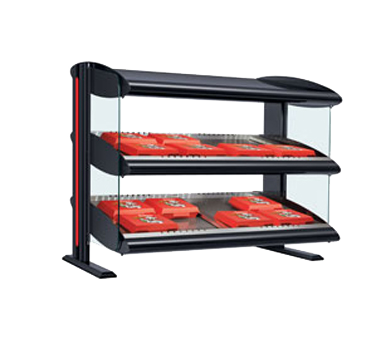 Hatco HZMS-54D display merchandiser, heated, for multi-product