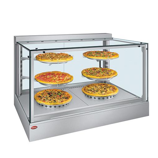 Hatco IHDCH-45 display cabinets