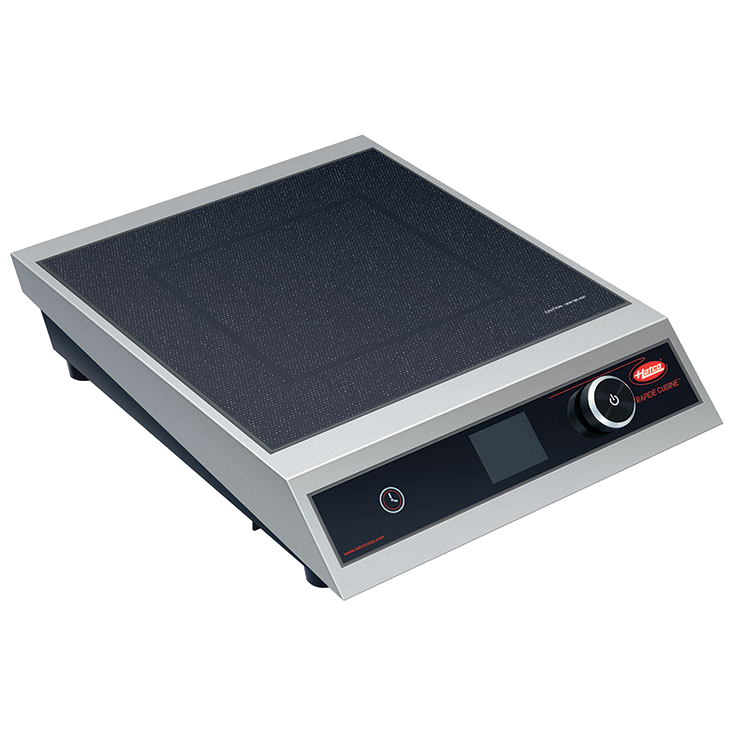 Hatco IRNGHC118SB515 induction range, countertop
