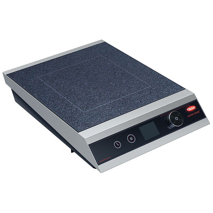 Hatco IRNGPC118SR515 induction range, countertop