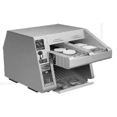 Hatco ITQ-1750-2C toaster, conveyor type
