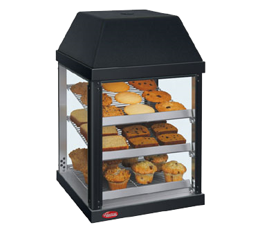 Hatco MDW-2X display cabinets