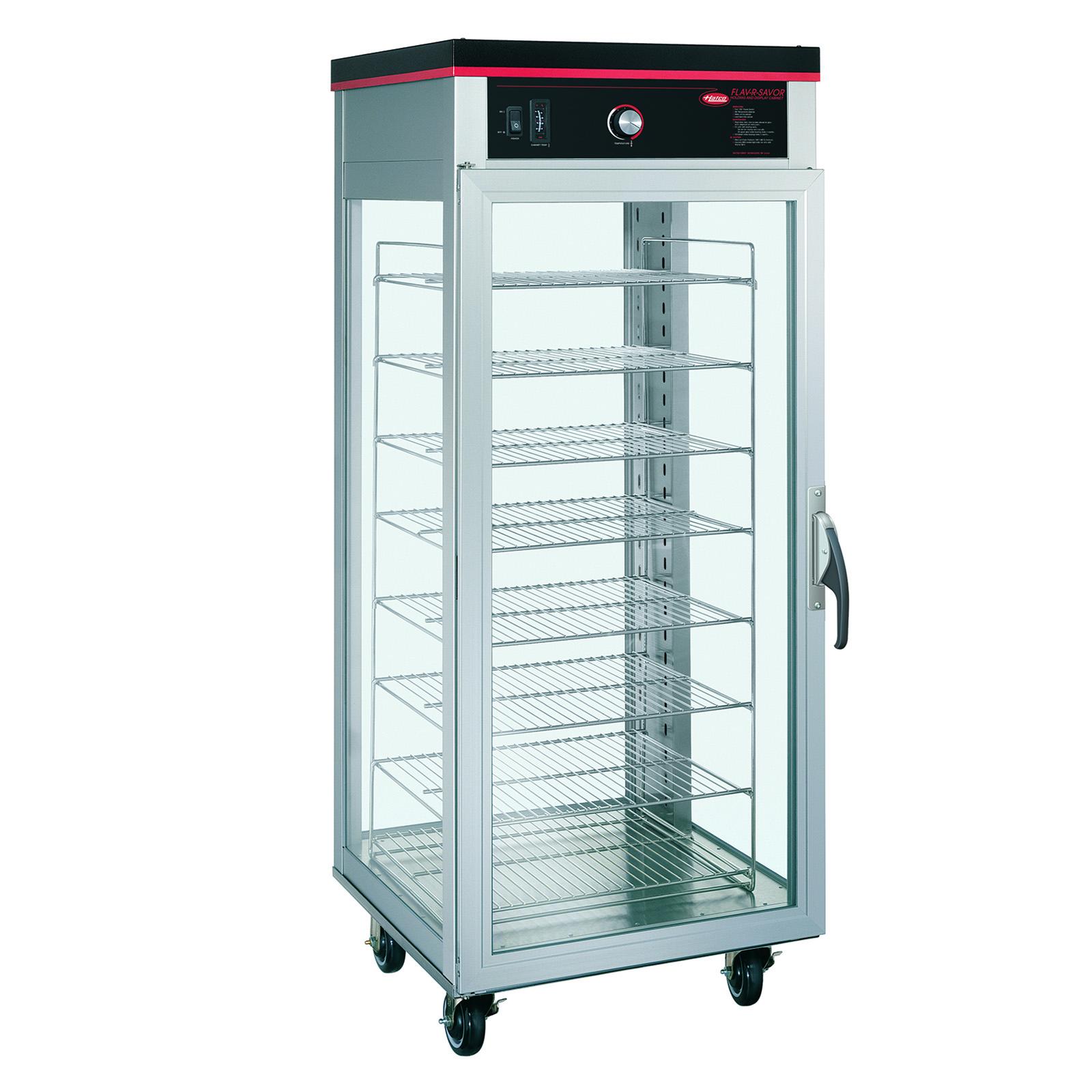 Hatco PFST-1X display cabinets