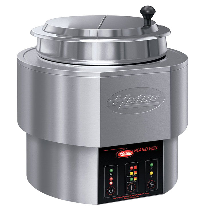 Hatco RHW-1 food pan warmer/cooker, countertop