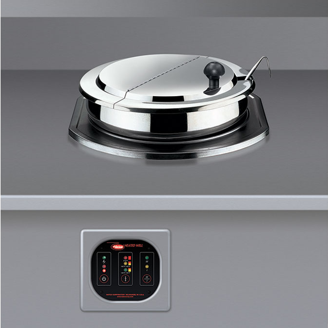 Hatco RHW-1B hot food well unit, drop-in, electric
