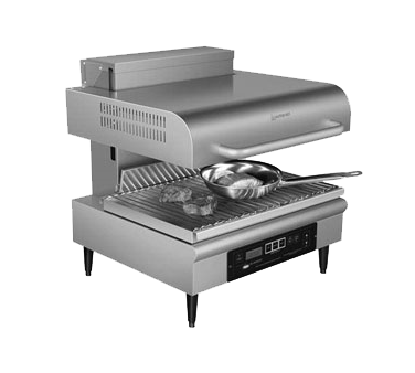 Hatco SAL-1-208 salamander broiler, electric