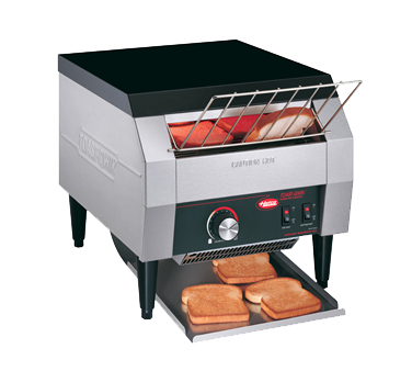 Hatco TQ-10-208-QS toaster, conveyor type