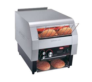 Hatco TQ-800H-240-QS toaster, conveyor type
