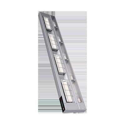Hatco UGA-36D6 heat lamp, strip type