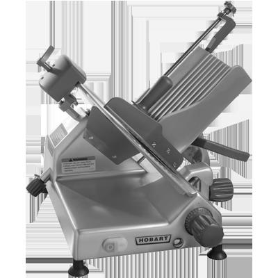 Hobart EDGE12-11 food slicer, electric