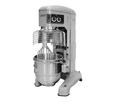 Hobart HL1400-1STDCA mixer, planetary