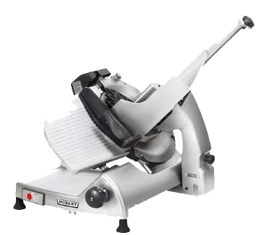HS6N-1 Hobart food slicer, electric