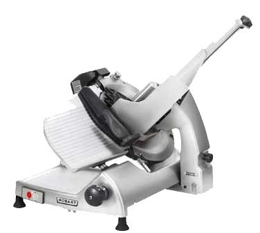 Hobart HS8-1 food slicer, electric