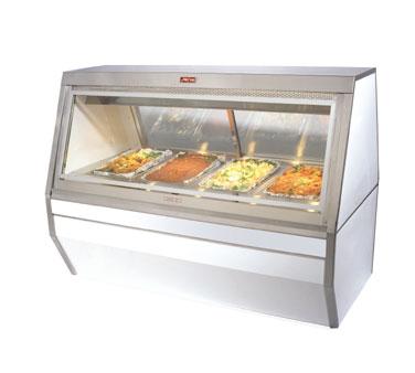 Howard-McCray CHS35-4-S display case, heated deli, floor model