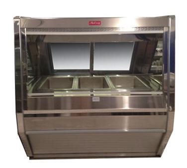Howard-McCray CHS40E-8-S display case, heated deli, floor model
