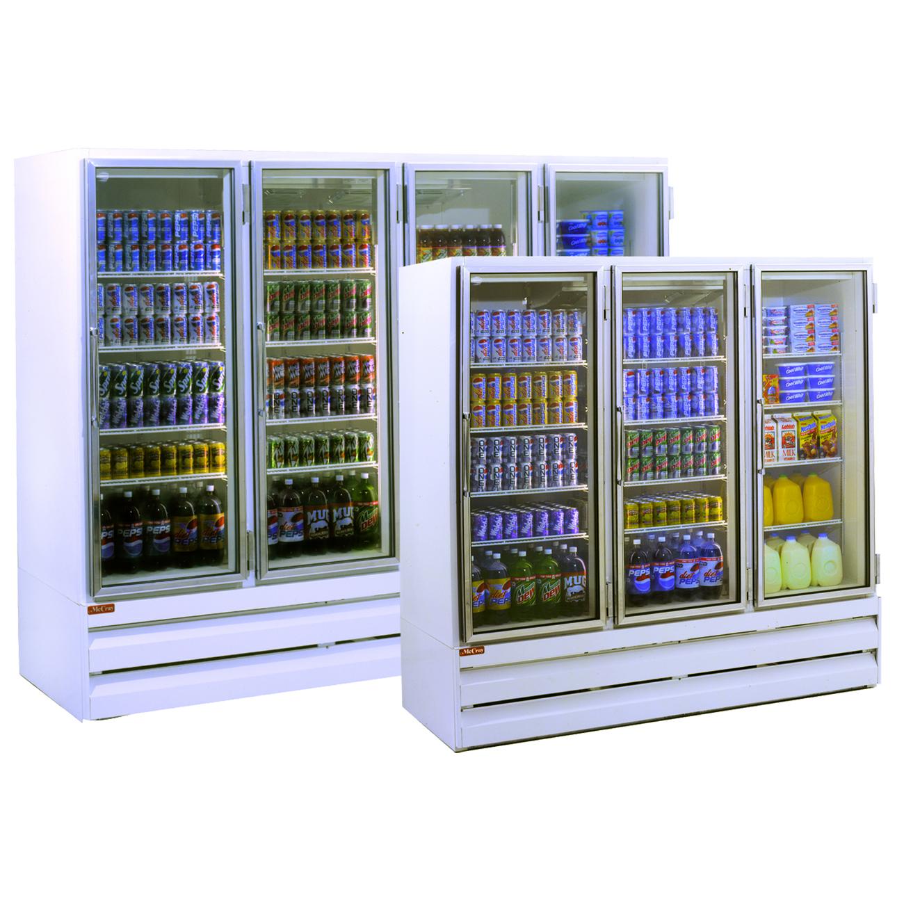 Howard-McCray GF102BM-FF freezer, merchandiser
