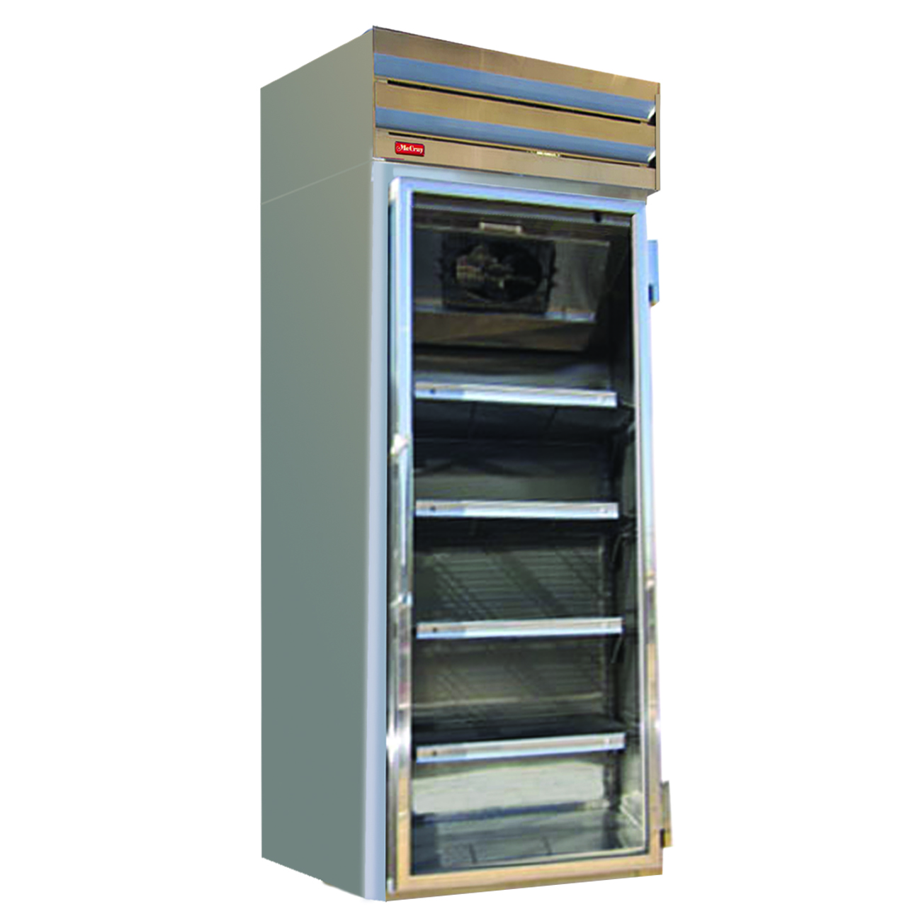 Howard-McCray GF22-LT-B freezer, merchandiser