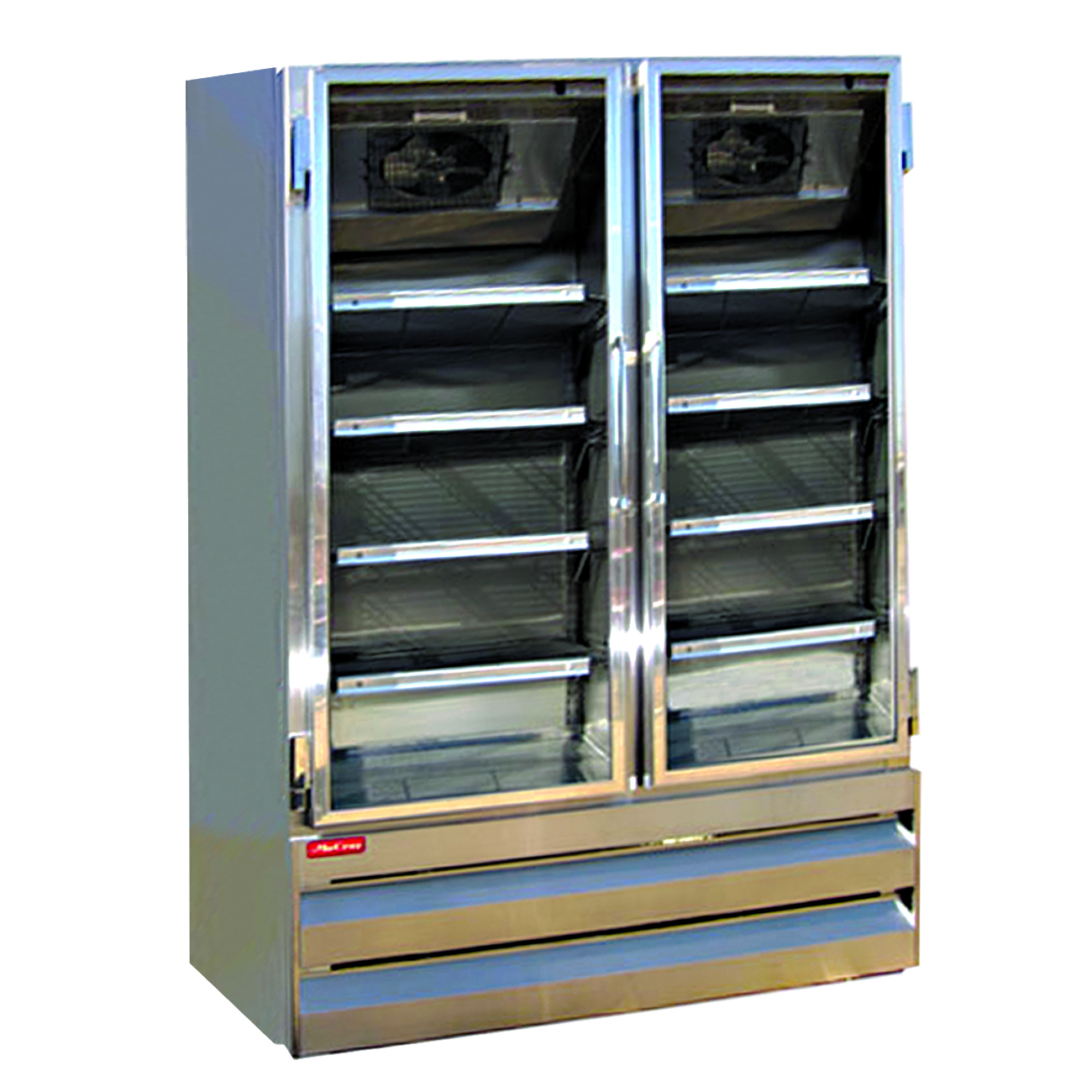 Howard-McCray GF42BM-S-FF freezer, merchandiser