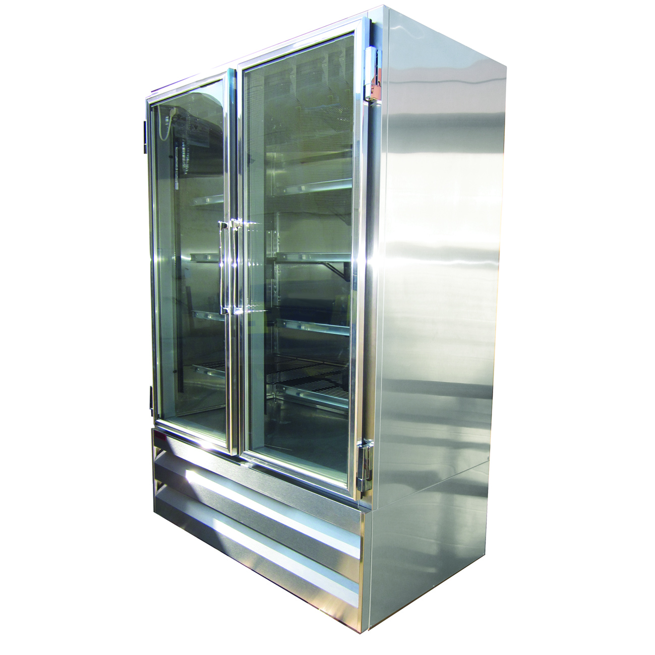 Howard-McCray GF42BM-S-LT freezer, merchandiser