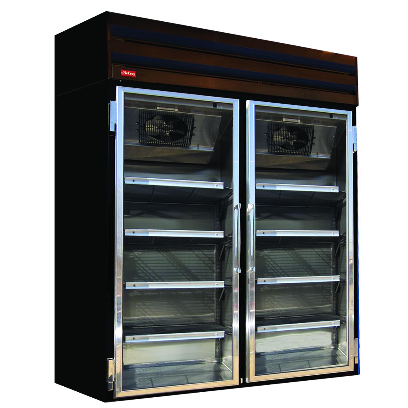 Howard-McCray GF48-LT-B freezer, merchandiser