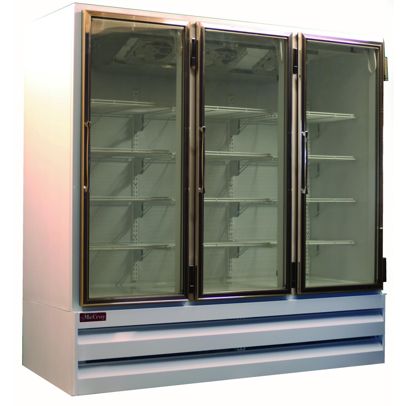 Howard-McCray GR42BM-S refrigerator, merchandiser