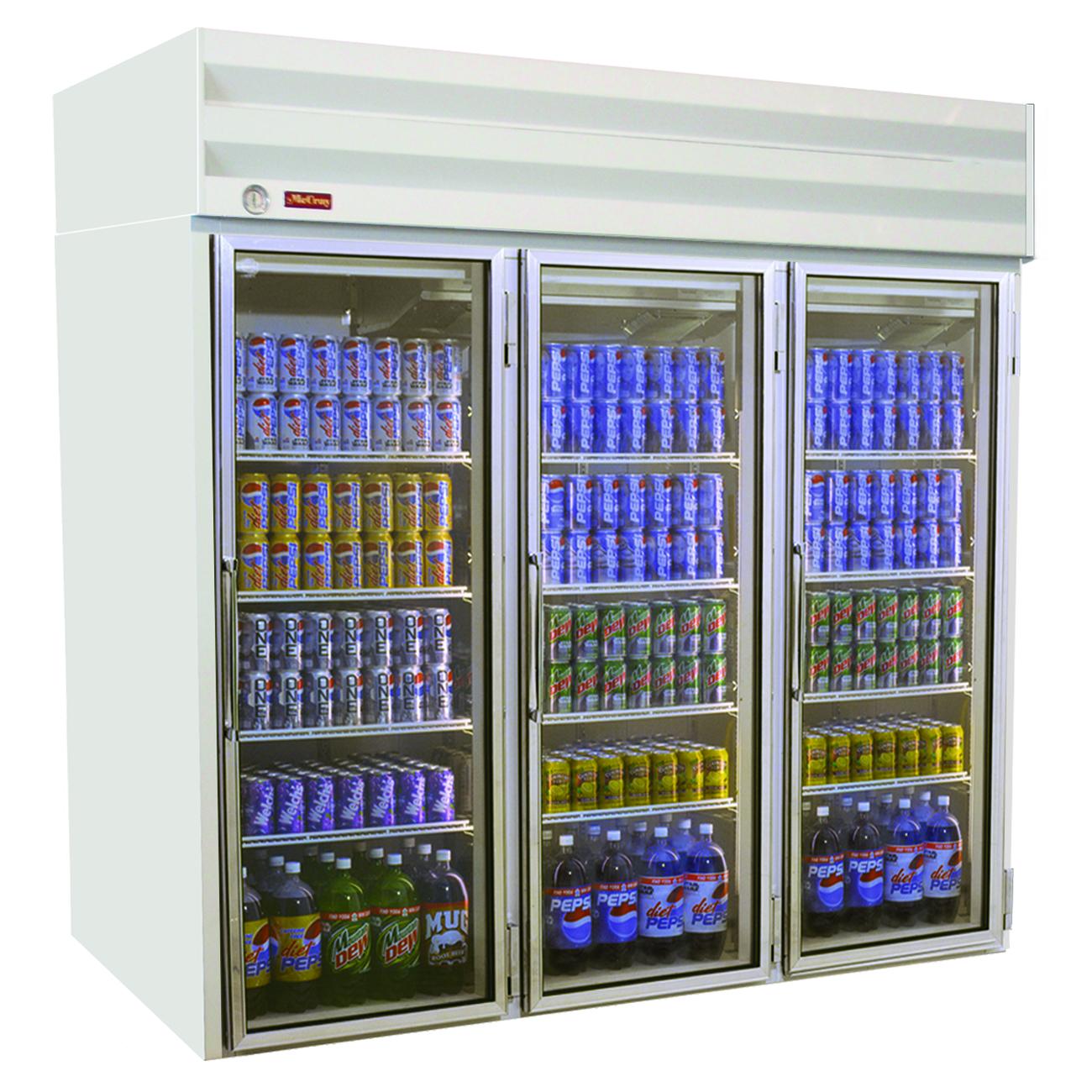 Howard-McCray GR75 refrigerator, merchandiser