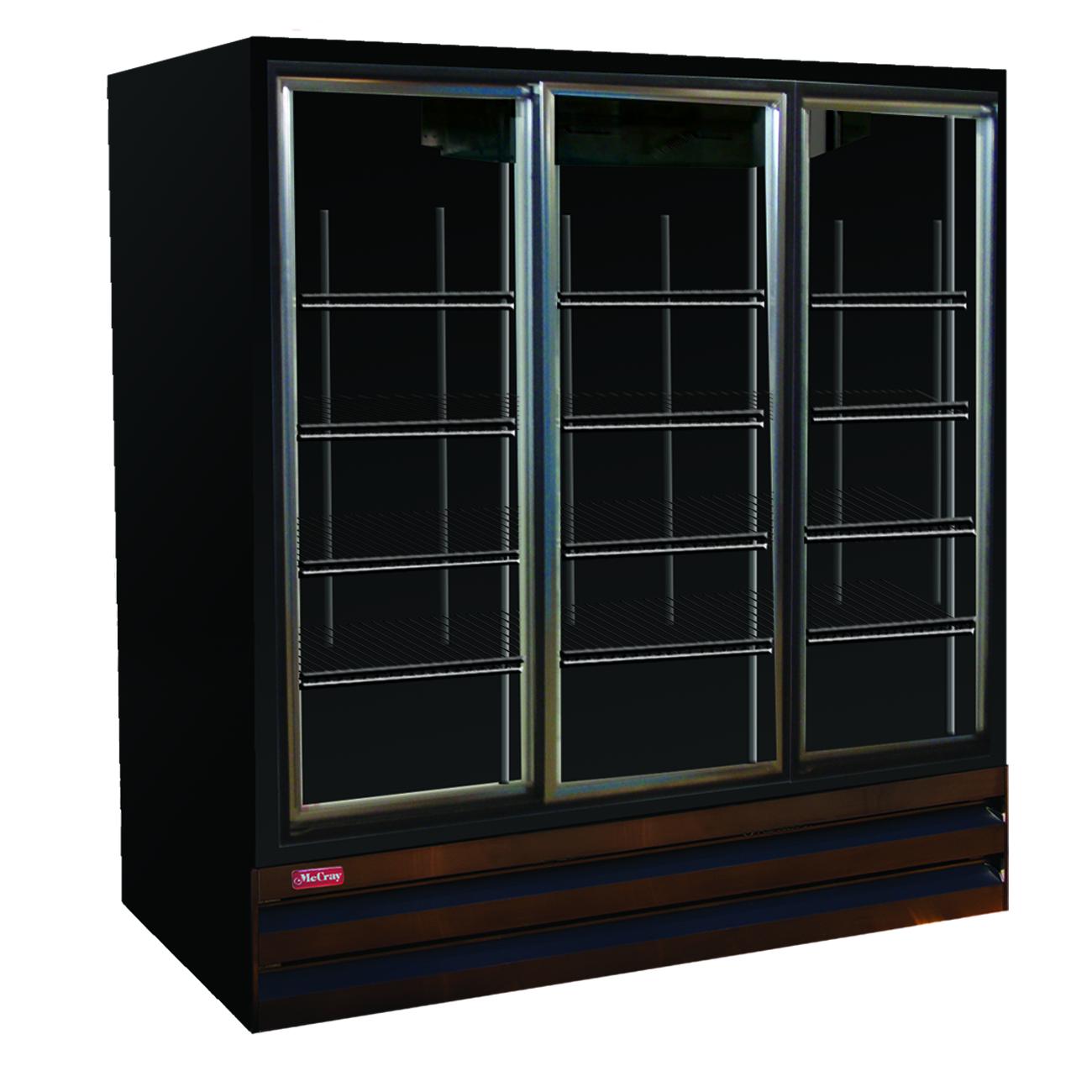 Howard-McCray GSR48BM-B refrigerator, merchandiser