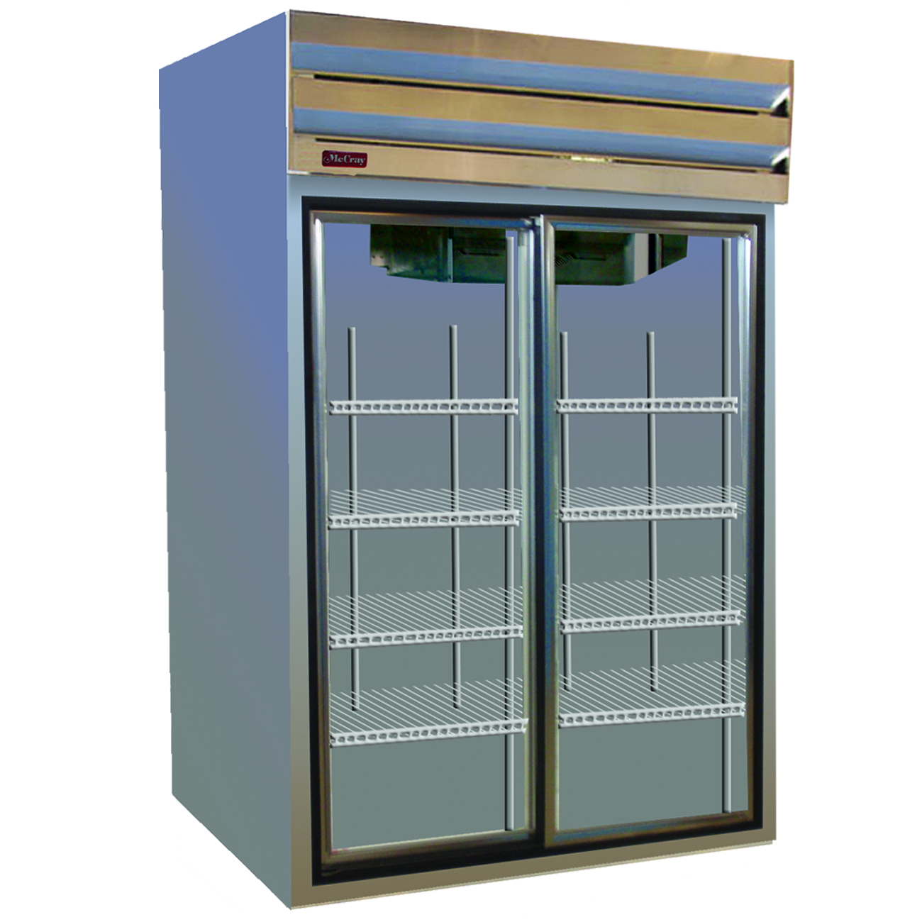 Howard-McCray GSR48-S refrigerator, merchandiser