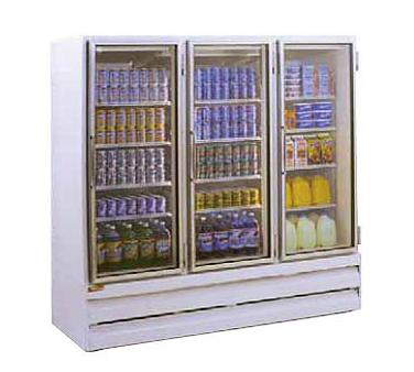 Howard-McCray GSR75BM refrigerator, merchandiser