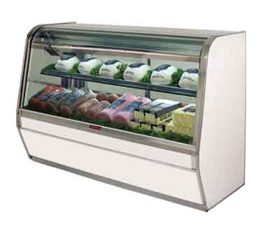 Howard-McCray R-CDS32E-8C-S-LED display case, refrigerated deli