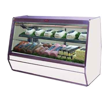 Howard-McCray R-CDS32E-8PT-LED display case, refrigerated deli