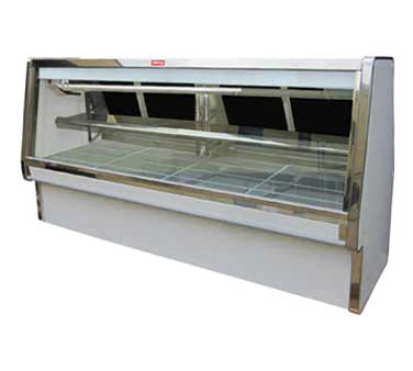 Howard-McCray R-CDS34E-6-S-LED display case, refrigerated deli