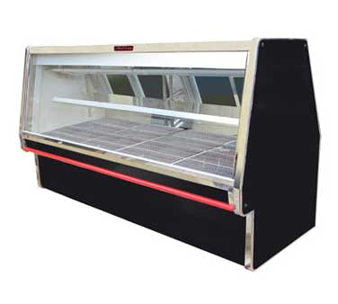 Howard-McCray R-CDS34E-8-BE-LED display case, refrigerated deli