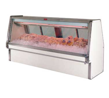 Howard-McCray R-CFS34E-4-S-LED display case, deli seafood / poultry